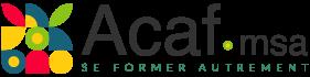 Acaf Msa Vaucluse Lycée Professionnel et centre de formation Logo